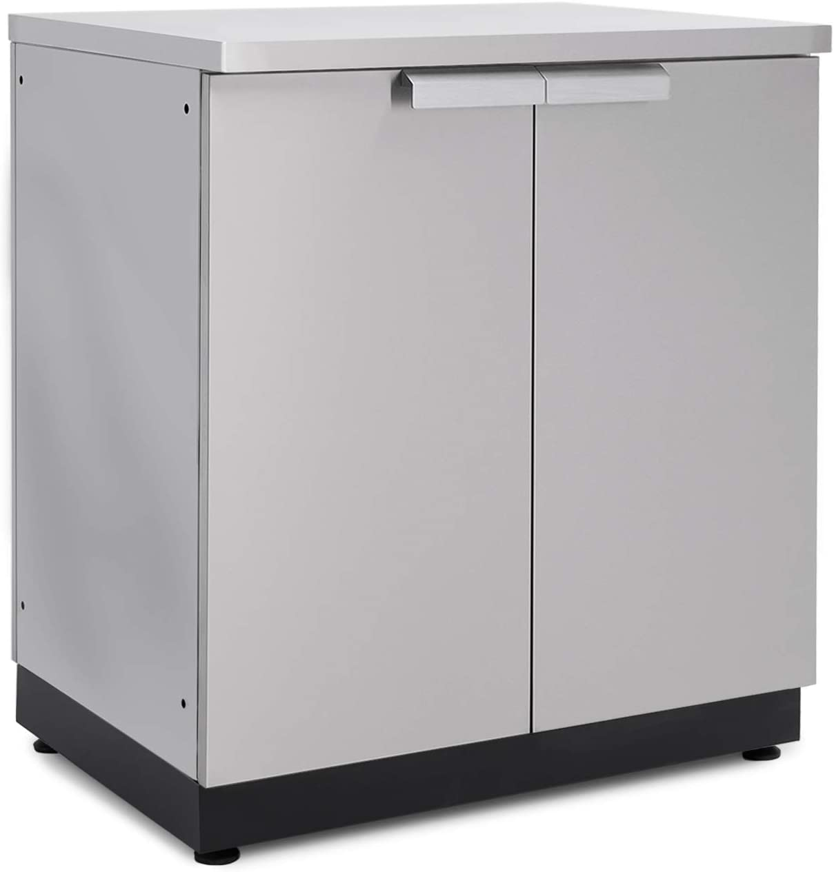 NewAge Products Inc. 65000 NewAge Products Outdoor Kitchen Cabinet, 2 Door,  Stainless Steel