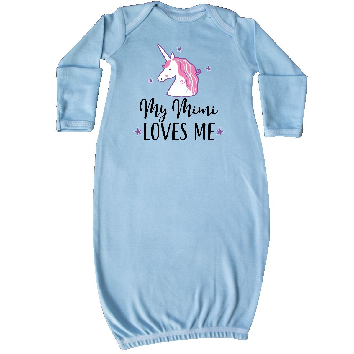 inktastic - My Mimi Loves Me Unicorn Newborn Layette 14-195665-17-140-1418