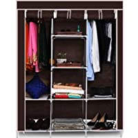 Maison & Cuisine  6+2 Layer Fancy And Portable Foldable Collapsible Closet/Cabinet (Need To Be Assembled) (88130)