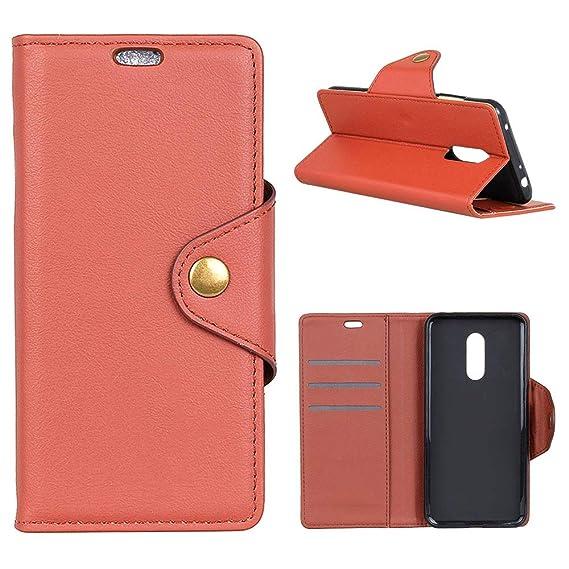 separation shoes 18406 8f3a0 Amazon.com: Nokia 5.1 Plus Wallet Case, Yoodi Premium Leather Case ...