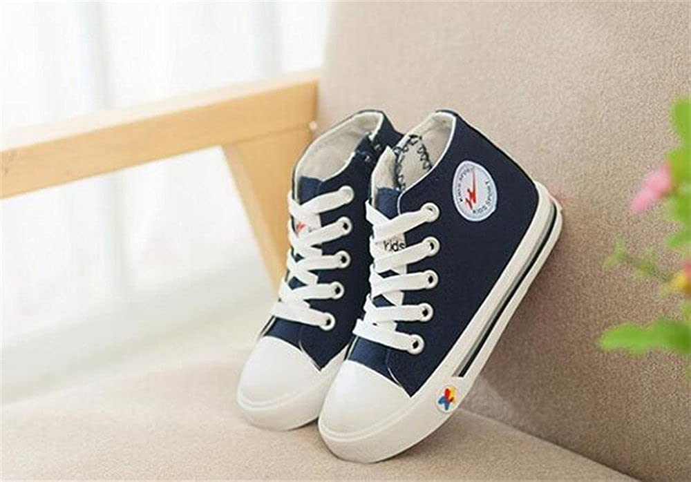Kids Shoes for Girls Boys Sneakers Jeans Canvas Children Shoes