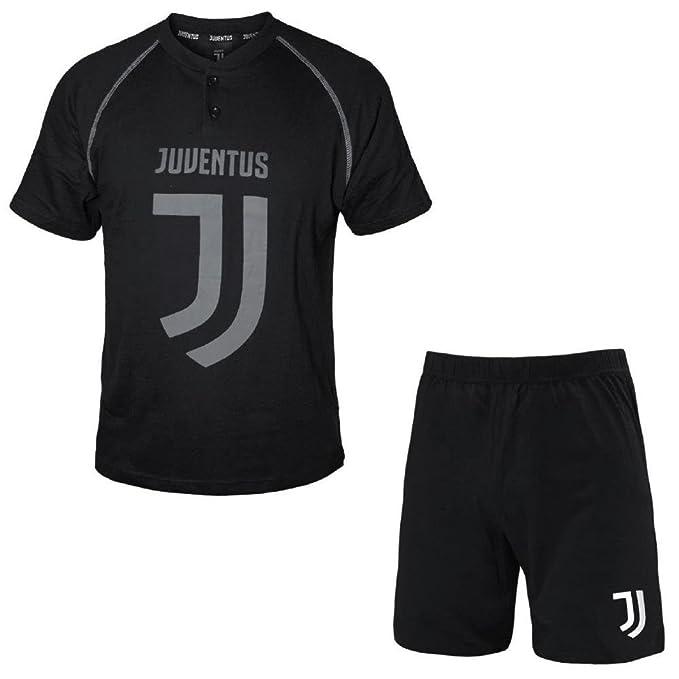 Taglia Nuovo Corto Logo Juventus it Xxl 54 Pigiama Amazon a5twIqp