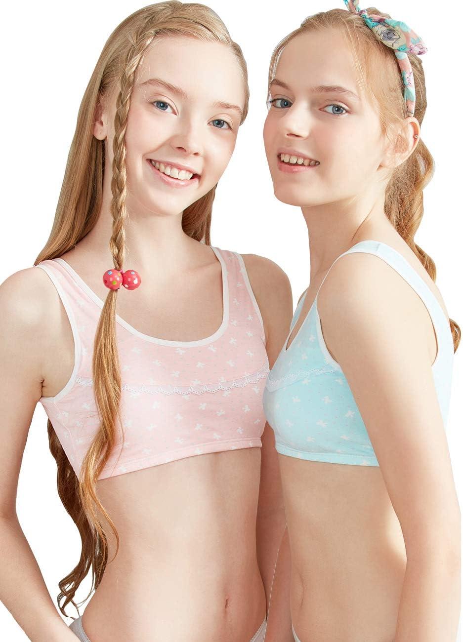 LQIAO Sujetadores B/ásicos para Mujer Sujetadores Transpirable y Push Up Bralette sin Aros Bra C/ómodo Talla Extra Sujetador Deportivo Suave sin Costuras