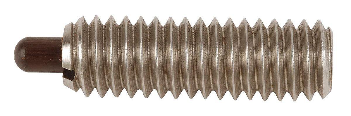 TE-CO - 53226X01 - Spring Plunger w/o Locking, 5/8-11, PK5