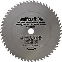 Wolfcraft 6604000 6604000-1 Hoja de Sierra Circular CV