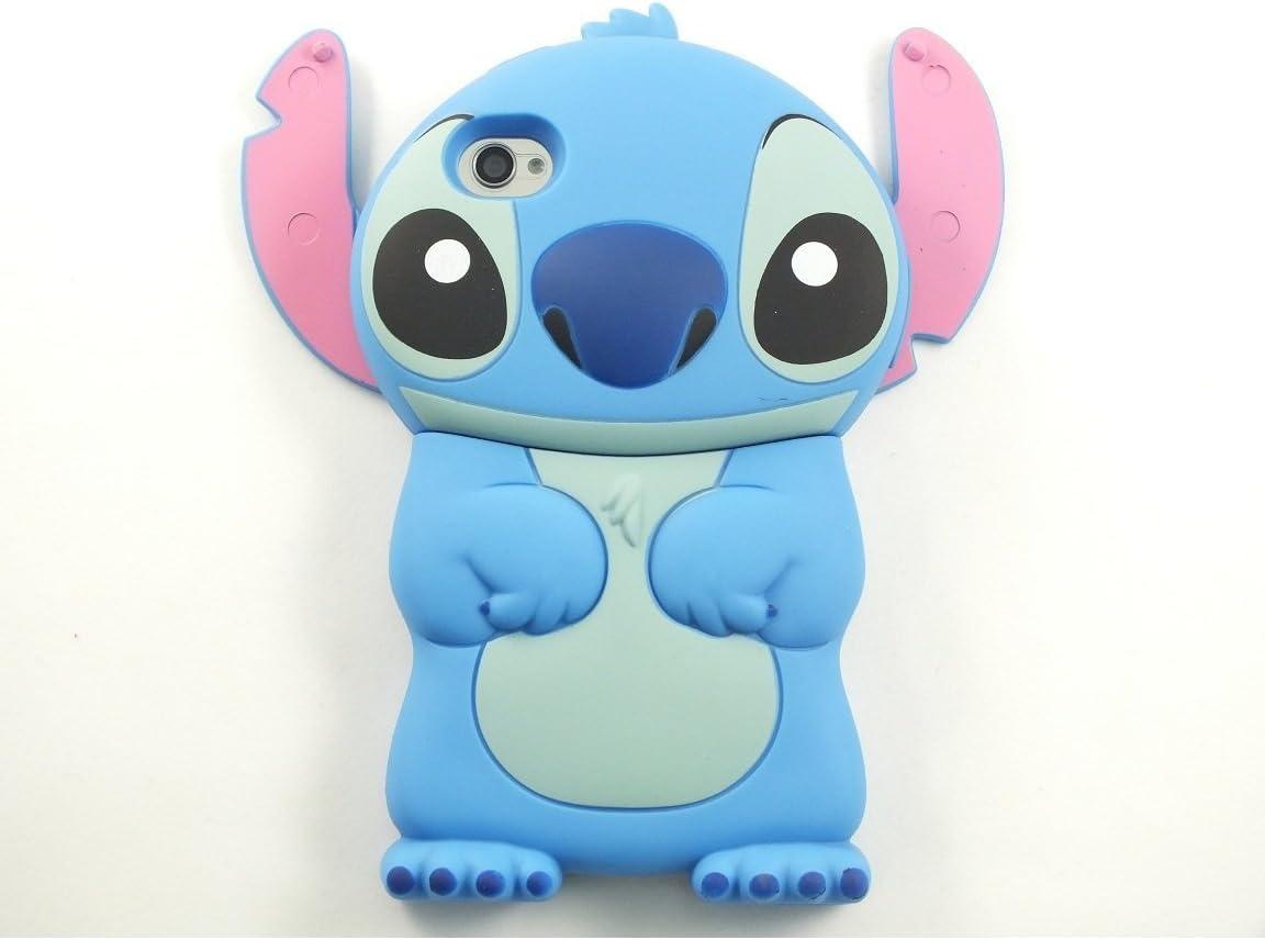 Amazon Iphone5 対応 ケース カバー 3d 立体 Disney Stitch Case