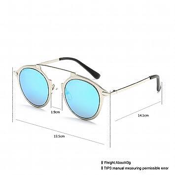 Mode Ozean Film Sonnenbrille Jurte , Lila
