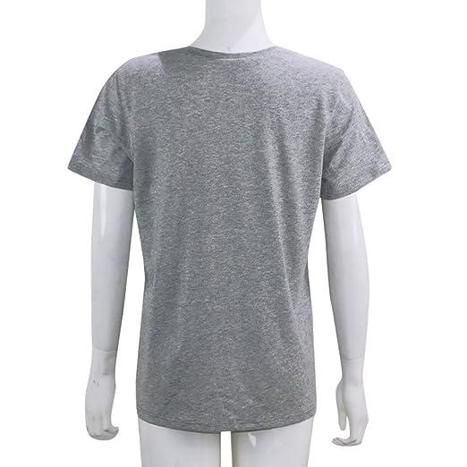 b1b5a01b89df6 Amazon.com: Hongxin Maternity Blouse Plus Size Don't Eat Watermelon Seeds  Letter Print Pregnancy Short Sleeve Tops Blouse Shirt Clearance Womens  Clothing ...