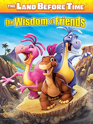 The Land Before Time XIII: The Wisdom of Friends (The Land Before Time Invasion Of The Tinysauruses)