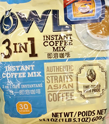 Office Workstations Limited Instant Coffee 3 In 1, 600-Gr...