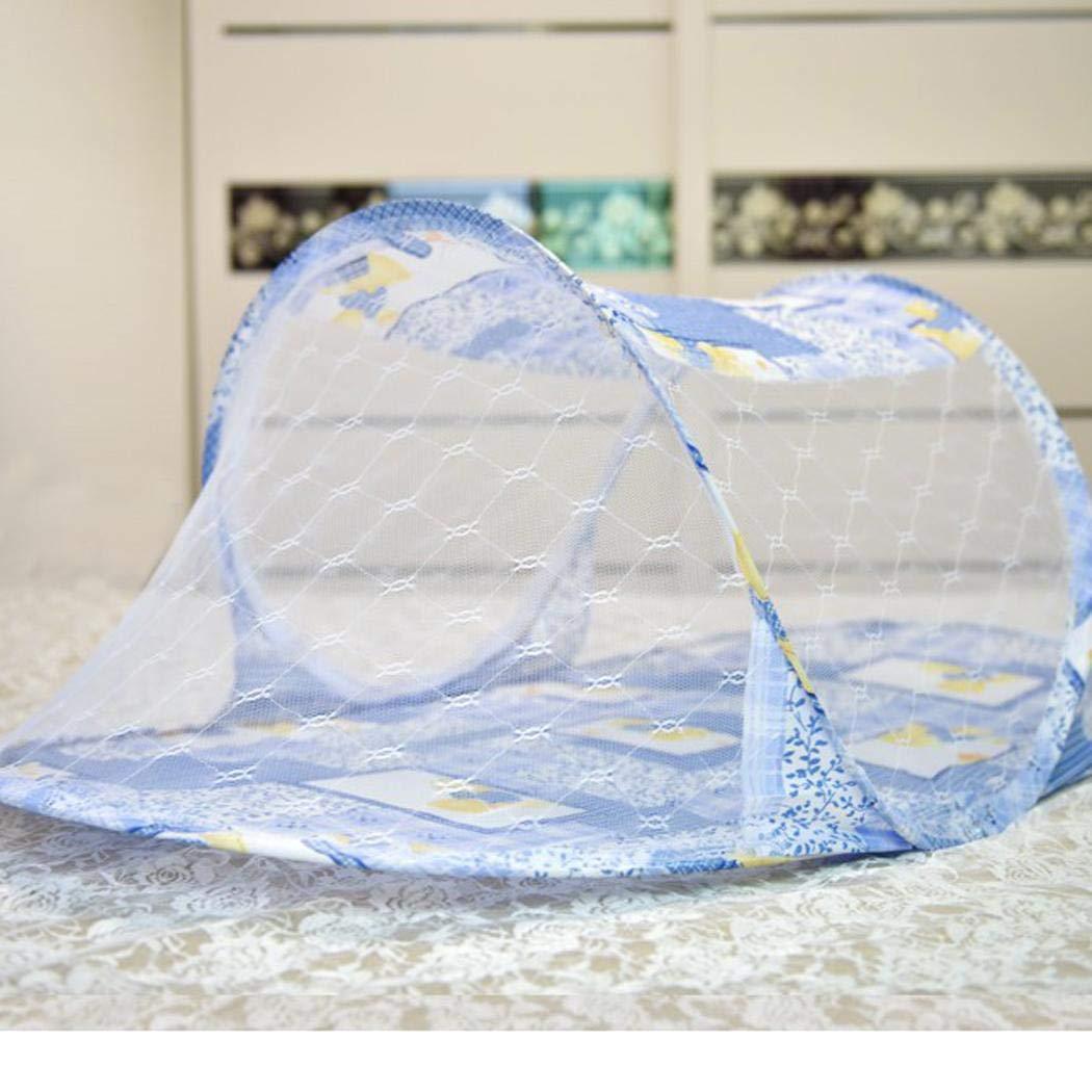 Lunir Foldable Infant Baby Mosquito Net Tent Travel Instant Crib Crib Netting