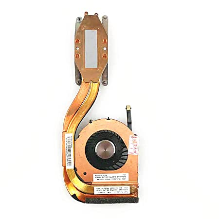CPU Cooling Fan For Lenovo Thinkpad X1 Carbon 2012//2013 Series Fan with Heatsink P//N 04W3589 0B55975AA UDQFVYH02BFD