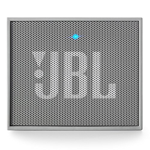 JBL GO Portable Wireless Bluetooth Speaker W/A Built-In Strap-Hook (GREY)