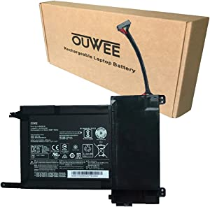 OUWEE L14M4P23 Laptop Battery Compatible with Lenovo IdeaPad Y700-15ACZ Y700-15ISK Y700-17ISK Y700 Touch-15ISK Series Notebook L14S4P22 5B10H22086 5B10H22085 5B10H22084 14.8V 60Wh 4050mAh