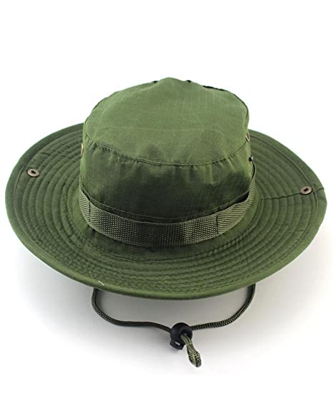 Amazon.com: yoyeah Pesca Caza Boating Pac Sun Hat cubeta ...
