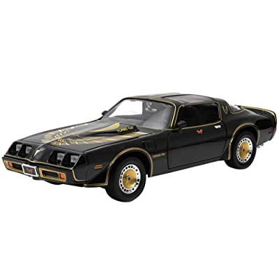 Greenlight Collectibles - Smokey and the Bandit II Diecast Model 1/18 1980 Pontiac Firebir: Toys & Games