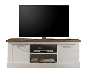 Trendteam Living Room Lowboard TV Cupboard TV Table, 160 X 60 X 52 Cm In