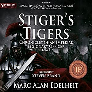 Stiger's Tigers Audiobook