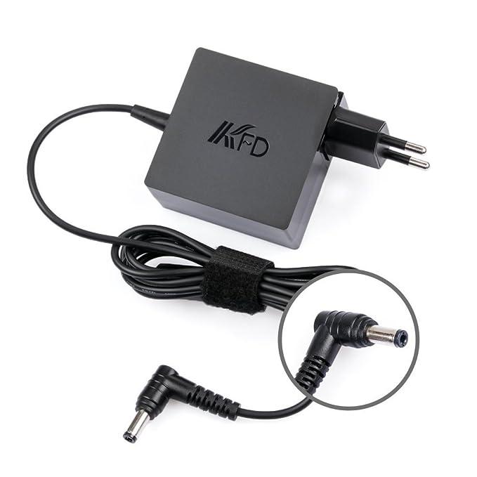 KFD 45W Cargador Notebook AC Adaptador para Toshiba-Satellite P50 ...