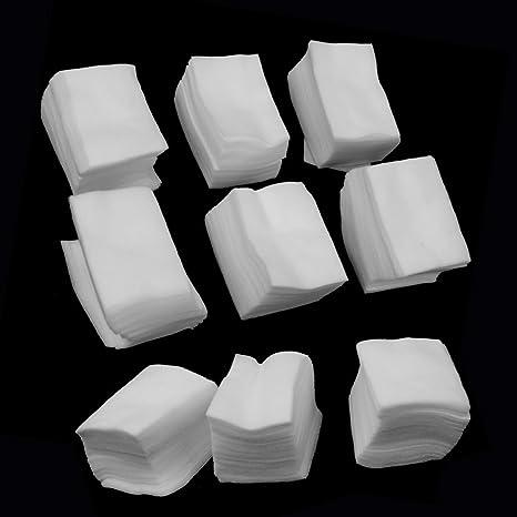 tfxwerws tejidos de limpieza toallitas papel suministros de uñas Quitaesmalte