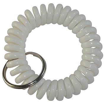 keyfix 5 x Llave de Banda, Fitness Espiral Pulsera para ...