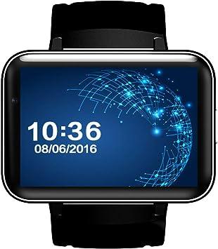 WCPZJS DM98 Reloj Inteligente MTK6572 3g Smartwatch 900 mah ...
