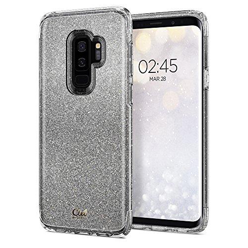 CYRILL Ciel [Colette Collection] Designed for Samsung Galaxy S9 Plus Case (2018) - Silver Glitter
