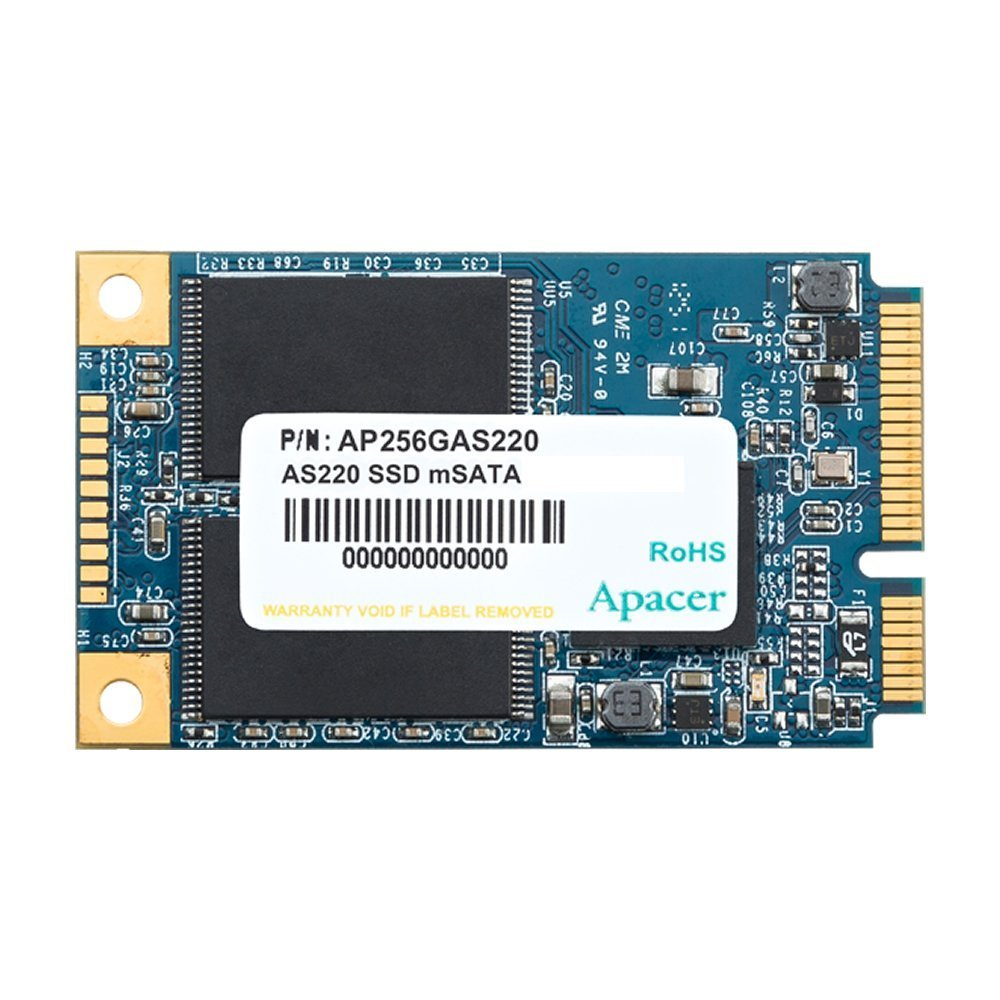 Apacer AS220 - Disco Flash SSD (Interno, 128 GB, mSATA): Amazon.es ...