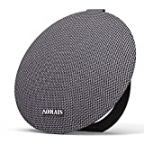 AOMAIS Ball Bluetooth Speakers,Wireless Portable Bluetooth 4.2 ,15W Superior Sound with DSP,Stereo Pairing for Surround Sound,Waterproof Rating IPX7,For Sports,Travel,Shower,Beach,Party(Grey)