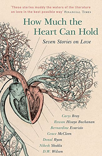 Book cover from How Much the Heart Can Hold: Seven Stories on Love by Bernardine Evaristo