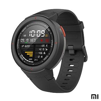 Amazfit Verge Xiaomi Montre Connectée Smartwatch - Montre de Sport GPS | Capteur de Fréquence Cardiaque