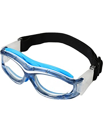 11f267e3d95 GGBuy Outdoor Sports Basketball Glasses with Adjustable Elastic Wrap Strap  Safety Eyewear Glasses Goggles for Kids