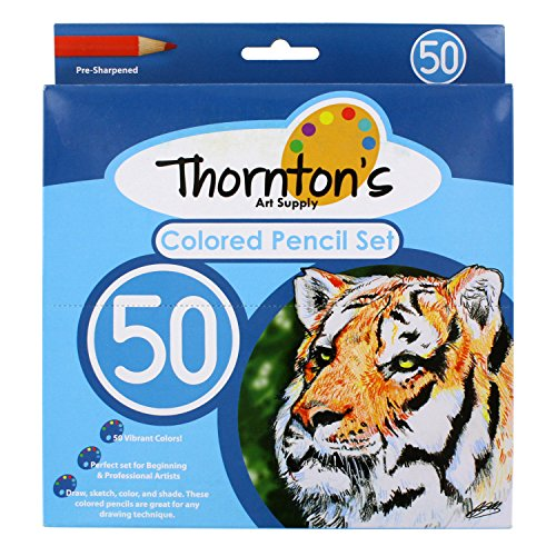 Thorntons Art Supply Premier Assorted
