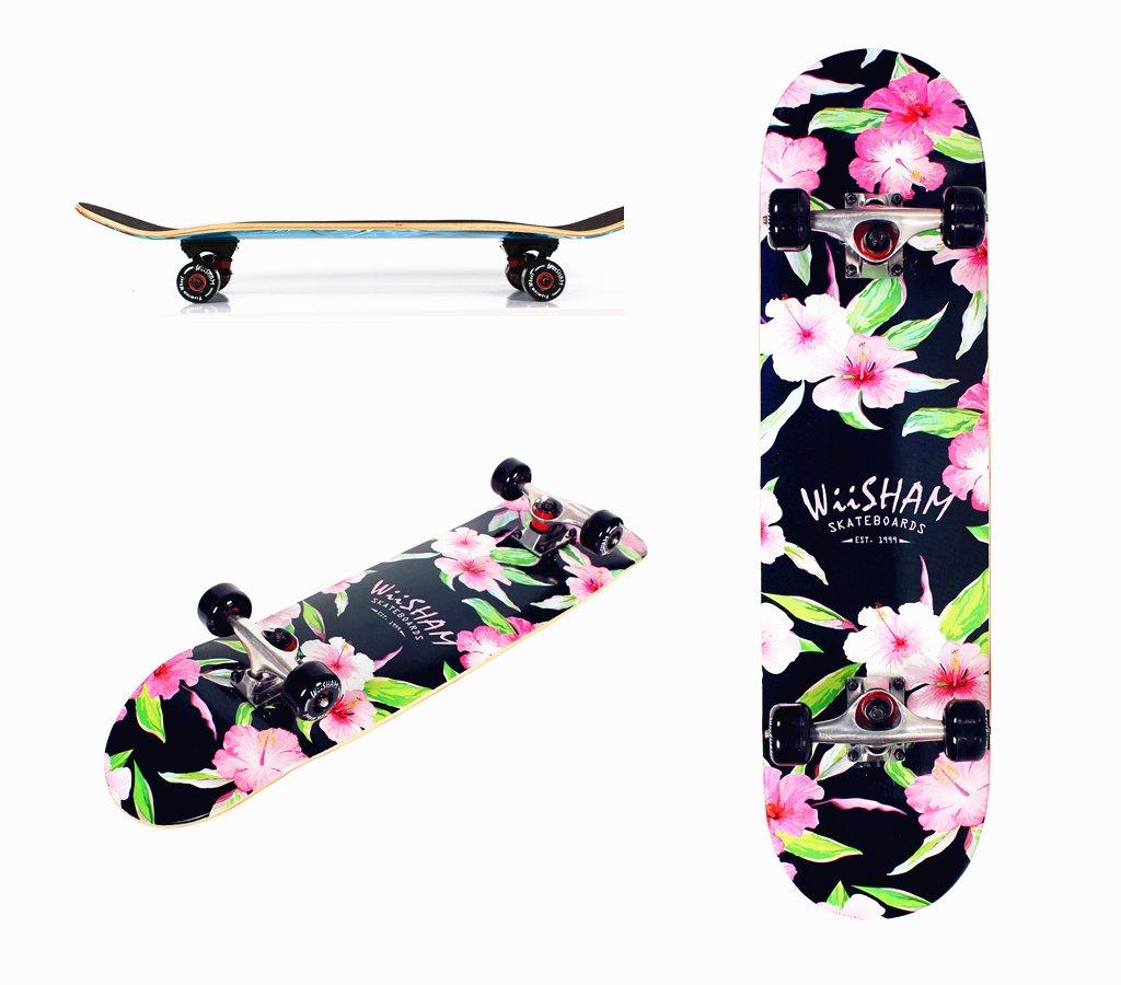 WiiSHAM Complete 31'' Skateboard (10)