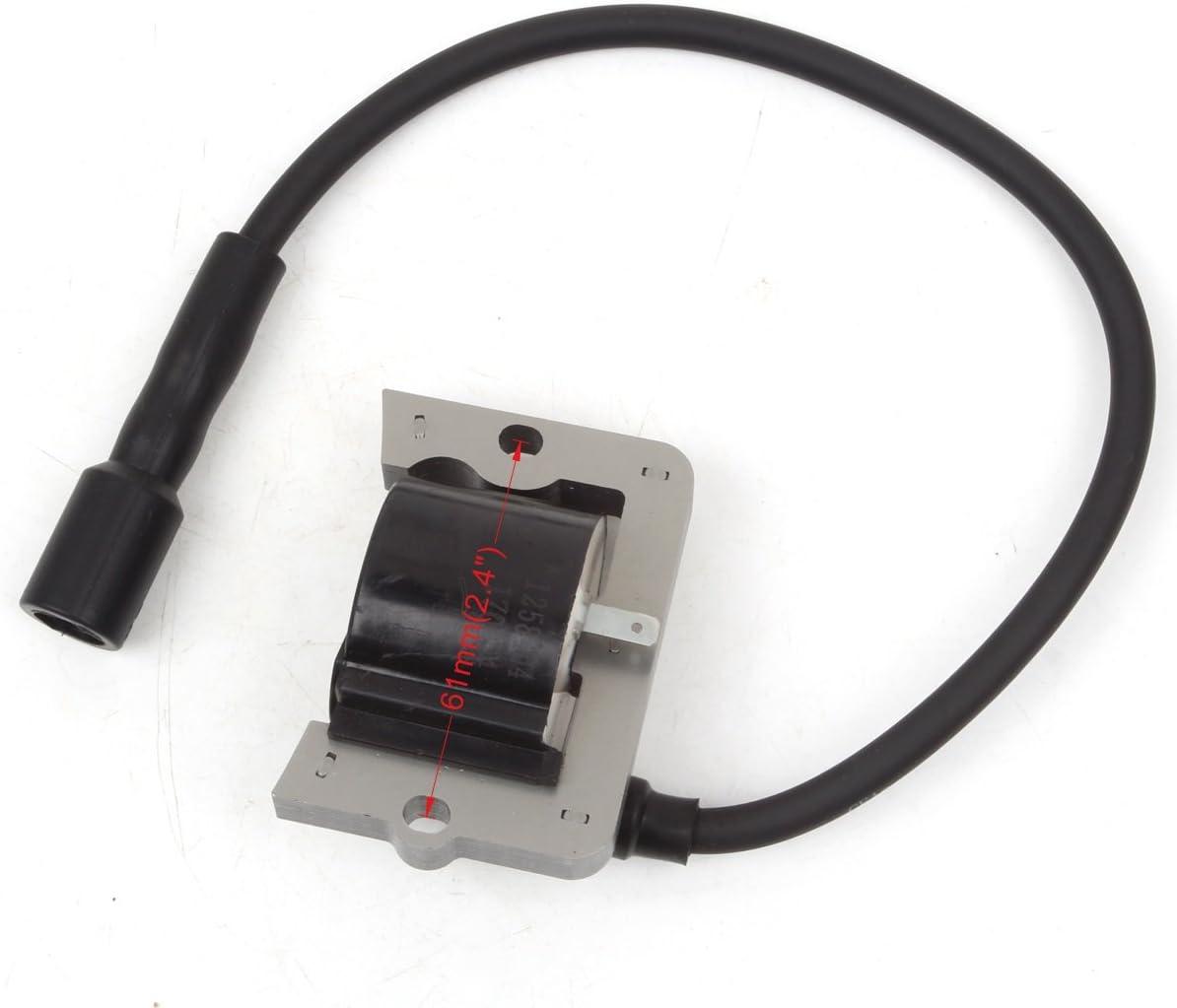 Wingsmoto Ignition Coil for Kohler Lawn /& Garden Equipment Engine CH11 CH13 CH15 CV13 CV15 12-584-04-S 12-584-05-S