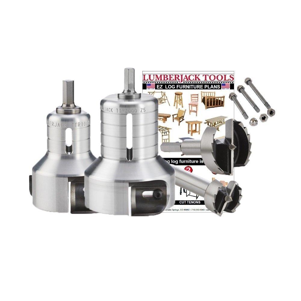 Lumberjack Tools 2-Piece Pro Series Starter Kit (PSK2) by Lumberjack Tools