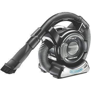 Black Decker Bdh2000pl >> Amazon.com - BLACK+DECKER BDH2000FL 20-Volt Max Lithium Ion Flex Vacuum - Black And Decker Vacuum