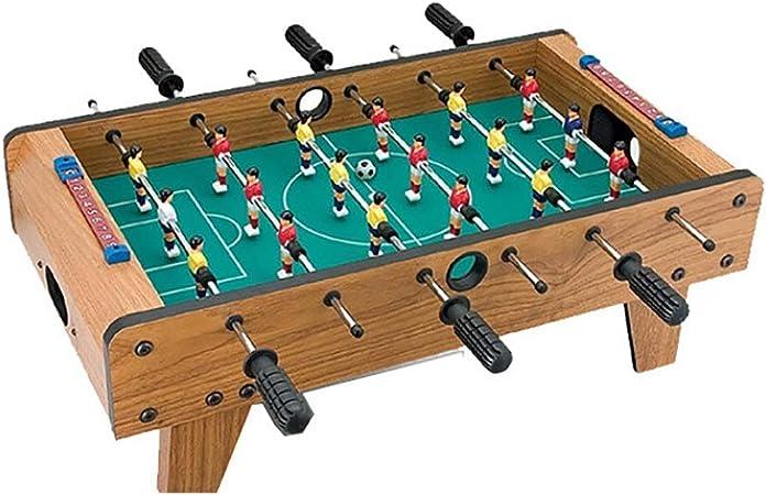 Ggdoo Fútbol de la Tabla Fútbol Set Top portátil Mini Juego de Mesa de fútbol para niños y Adultos fútbol de la Tabla: Amazon.es: Hogar