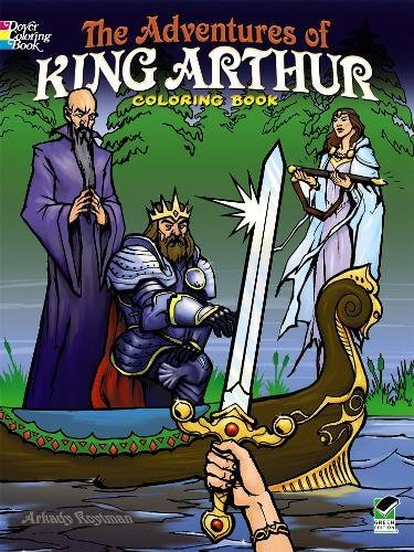 The Adventures of King Arthur Coloring Book (Dover Coloring Books for Children) pdf