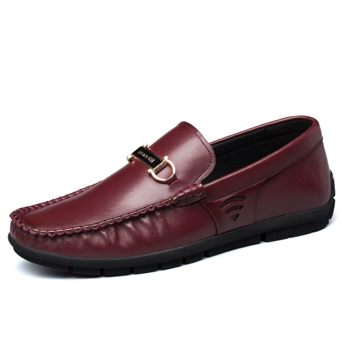 Zapatos Ocasionales De Los Hombres De Primavera GRRONG 39|Redwine