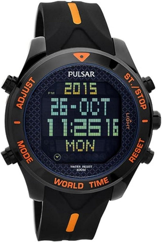 Montre Pulsar Homme Chrono PQ2037X1