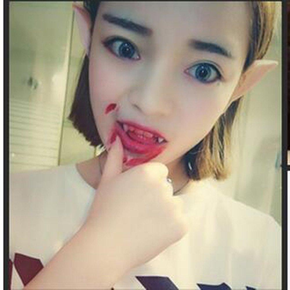Missley Vampire Denture Diente del diablo Zombie Vampire ...