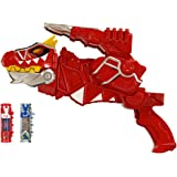 Giocattolo Power Rangers Deluxe T-Rex Super Charge Morpher