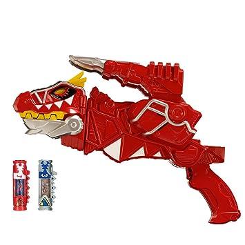 Power Rangers-Dino Super Charge Dino Chargeur-numéro #1 Tyrannosaurus Rex