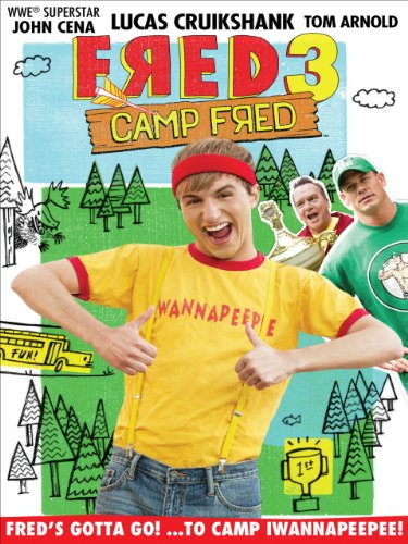 DVD : Fred 3: Camp Fred