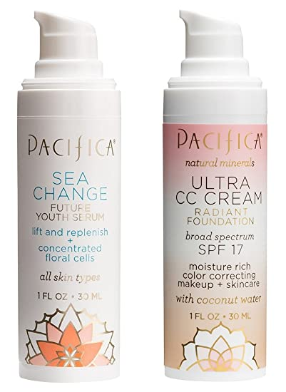 Ultra CC Cream Radiant Foundation by pacifica #21