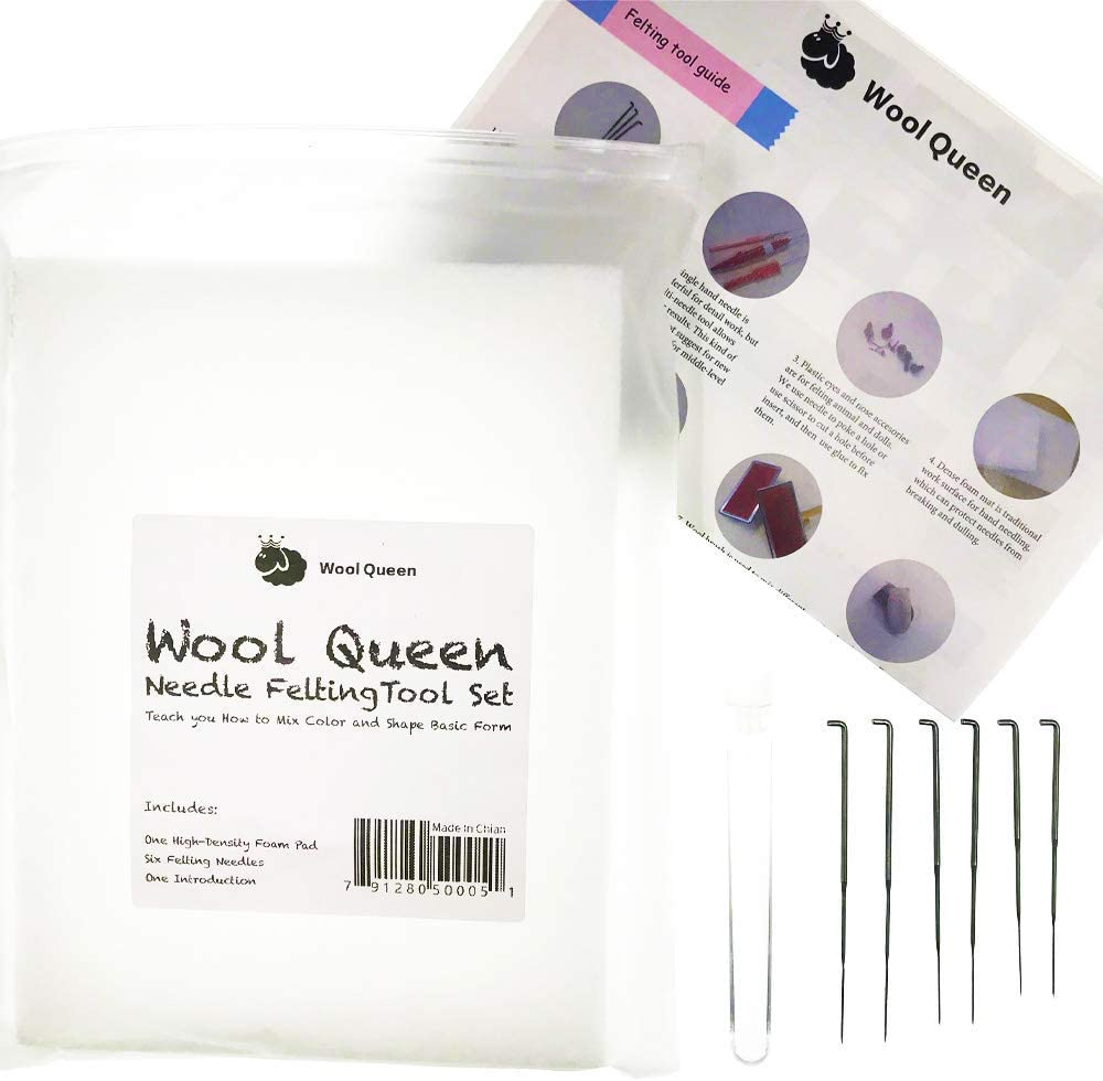 Wool Queen XMas Kit with Tool Set
