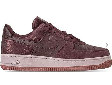 newest d5ac2 290b3 Amazon.com | Nike WMS Air Force 1 '07 PRM Womens 616725-603 ...