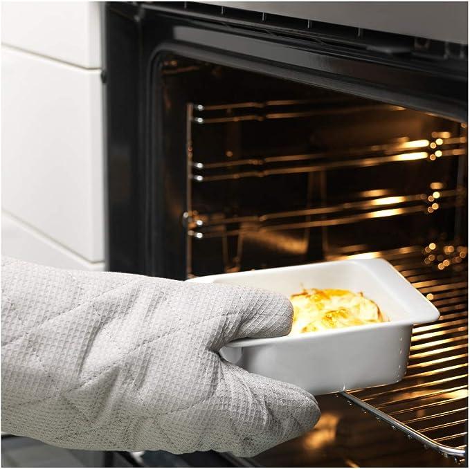 IKEA 365+ - Bandeja para horno, color blanco: Amazon.es: Hogar