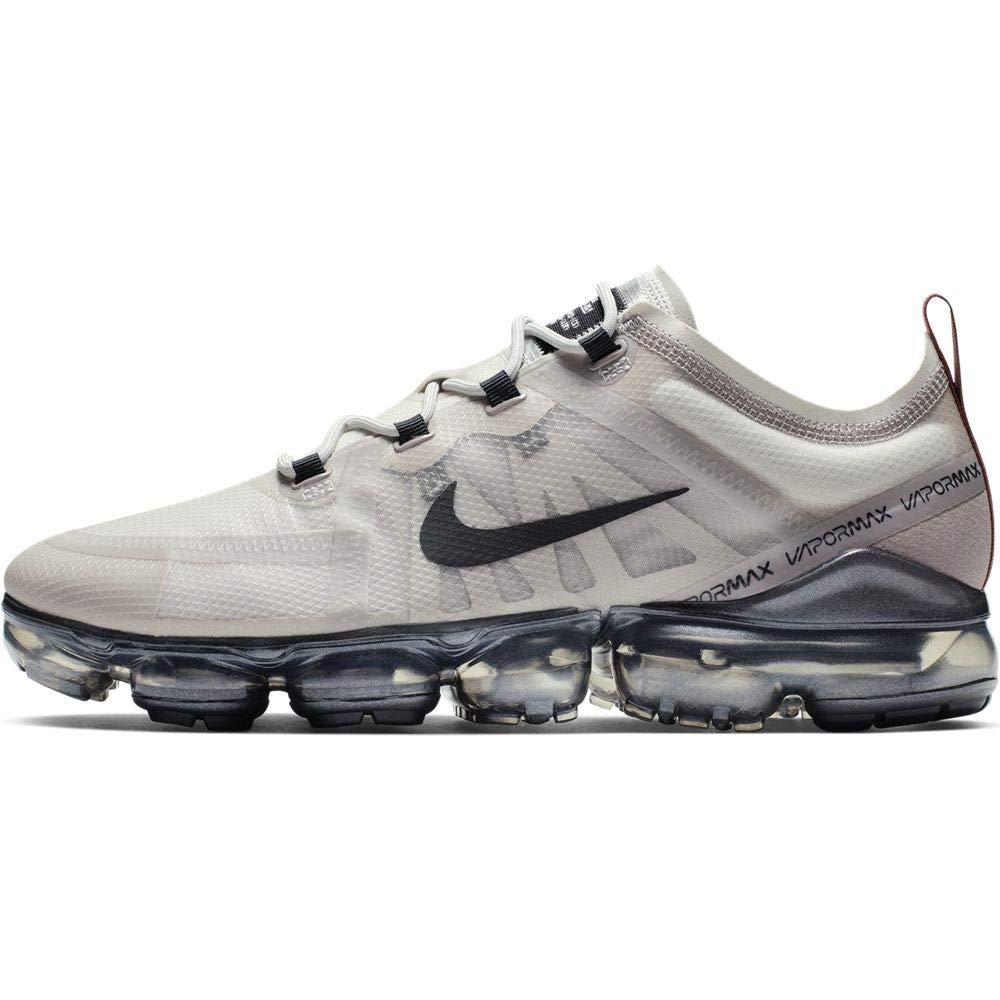 new concept 5759b 1349f Amazon.com | Nike Air Vapormax 2019 Moon Particle/Anthracite ...